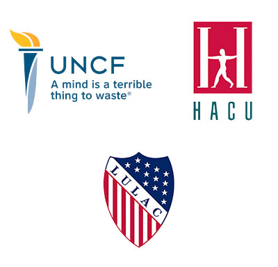 UNCF A mind is a terrible thing to waste, HACU, LULAC