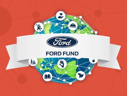 COVID-19: Ford Fund Response