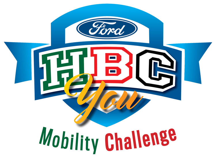 Ford HBC You Mobility Challenge logo