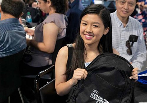 Ford Driving Dreams Awards $750,000 in Scholarships
